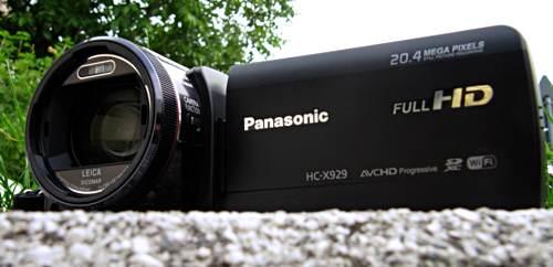 Panasonic XC929