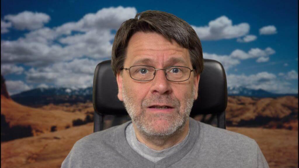 Hintergrund mit Greenscreen