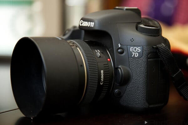Spiegelreflexkamera Canon EOS 7D