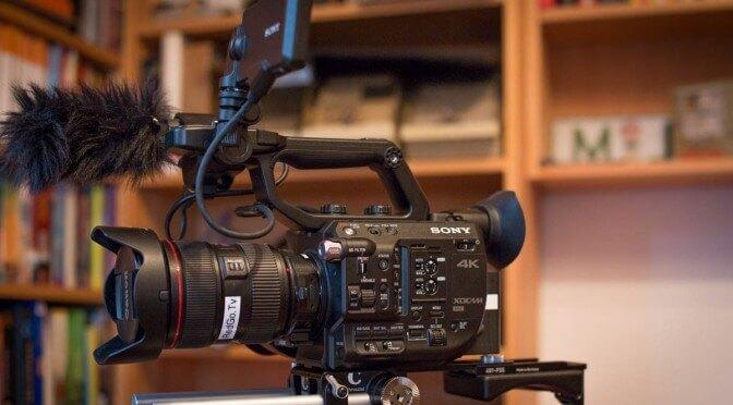 Sony PXW FS5 – genial für Videojournalisten und Dokufilmer