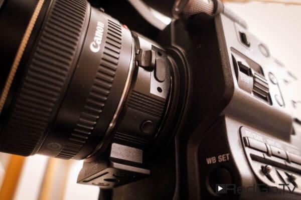 Mit dem Metabones Speedboster habe ich fast dieselben Brennweiten wie mit der Vollformat-Kamera.
