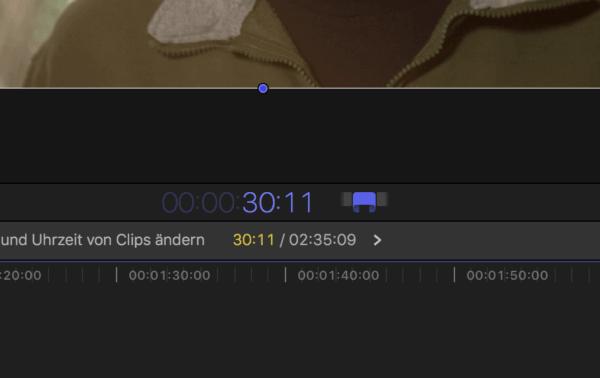 Länge eines Clips ändern