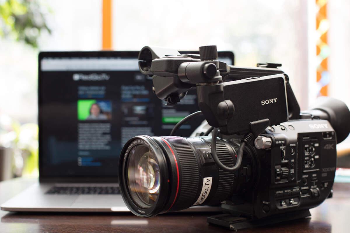 Camcorder Sony PXW FS5