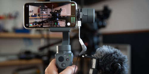DJI Osmo Mobile 2 – das Kamerateam an der Hand
