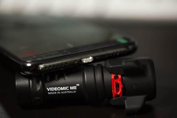 Videomic ME-L Stecker abgebrochen