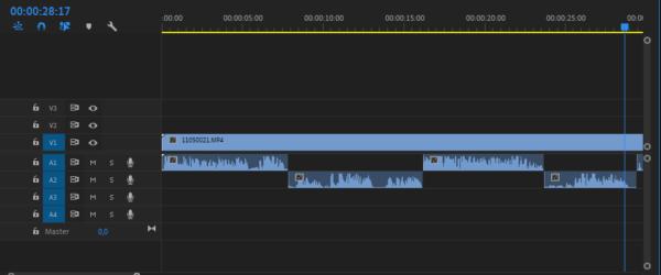 Premiere Pro CC: Alle Audio-Kanäle als Mono importieren