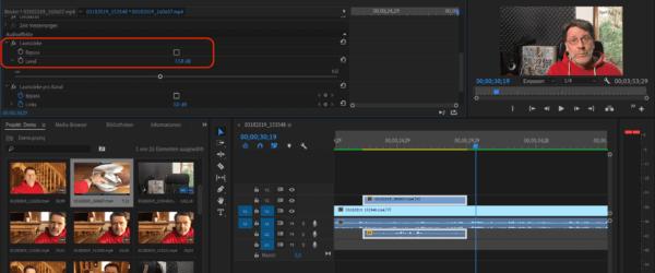 Erste Schritte mit Adobe Premiere CC – Cheatsheet