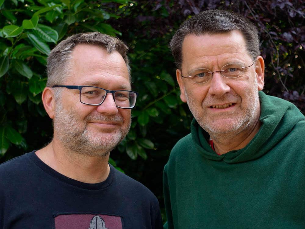 Markus Schraudolph und Martin Goldmann