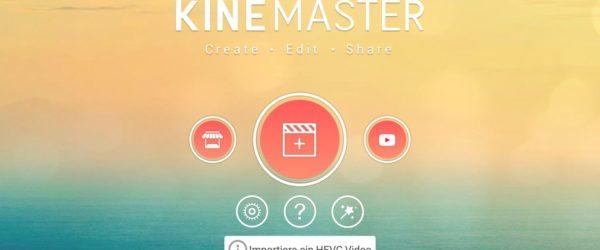 Kinemaster Anleitung: So schneiden Sie Videos auf dem Smartphone